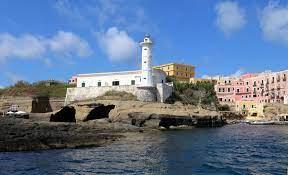 Ventotene Lighthouse - Wikipedia