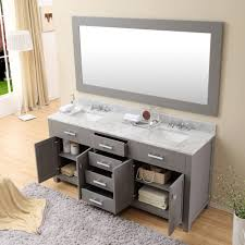 Bathroom Paint Finish Bathroom Design Ideas Wonderful Cadale 60 Inch Gray Finish Paint