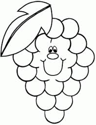 There are no shortages of fun and easy coloring pages, and this is one perfect example of that. Fruits And Vegetables Free Printable Coloring Pages For Kids