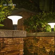 china solar garden lights waterproof