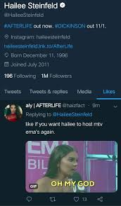 Aly Afterlife Haizfact Twitter