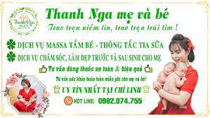 Thanh Nga Mẹ & Bé - Home