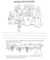 Nel Giardino Degli Angeli Catechismo Schede Pagina 1
