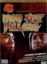 Cappadonna iron fist pillage