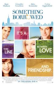 romantic movie poster movie trailer for the romantic comedy something borrowed geektyrant