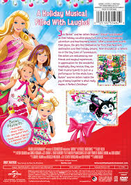Barbie: A Perfect Christmas | Movie Page | DVD, Blu-ray, Digital ...