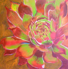 free acrylic painting lessons painting flowers on canvas