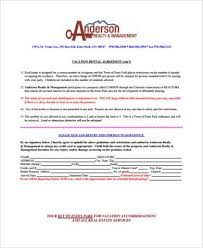 9+ Rental Sample Agreement Forms - Free Documents In Pdf