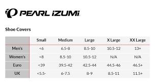 Cycling Shoe Size Chart Pearl Izumi Cycling Shoes Size Chart Www Bedowntowndaytona Com