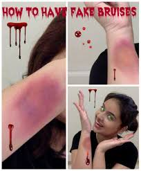 how to create fake bruises special effects makeup surya ahuja you