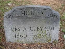 Ada Cora Akin Byrum (1860-1941) - Find A Grave Memorial