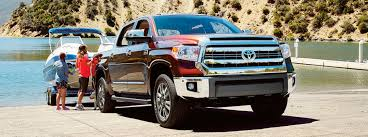 Towing and payload capacities of Toyota pickups