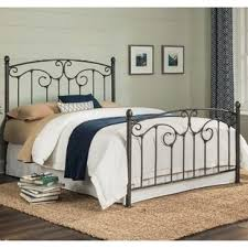 Metal Spindle Bed King | Wayfair