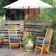 small space gardening patio backyard