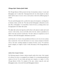 Bibliografi Kaedah Cicago Citation Bibliography