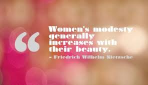 Quote About Women's Beauty