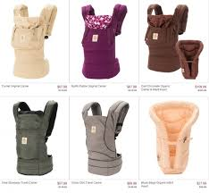 Right Now: Ergo Baby Carrier Sale on Zulily! - The Fashionable Housewife