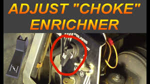 how to adjust choke enricher for mikuni ✓ how to adjust choke enricher for mikuni ✓