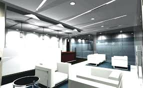 office ceiling lamps. Modern Office Lamps Table Ceiling Lights Lobby Furniture Expansive Painted Wood Wall Mirrors Piano Red