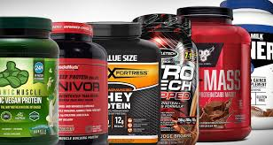 11 best protein powders for weight gain