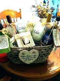 creative wedding shower gifts bridal gift basket ideas wine unique for son and future dau