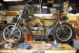 budget bobber 1981 yamaha xs650 princeton motor works