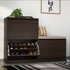 furniture design living room. pointe l shaped shoe cabinet darkwalnut 00 lp furniture design living room