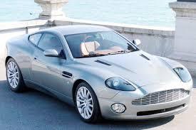 2004 Aston Martin V12 Vanquish Specs Price Mpg Reviews Cars Com