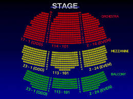 Beetlejuice Broadway Seating Chart The Lyceum Theatre All Tickets Inc