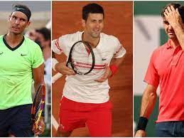 Novak Djokovic vs Rafael Nadal vs Roger Federer: Head-to-head stat  comparison