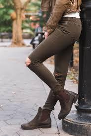 Duchess Dark Olive Suede In 2019 Blundstone Boots