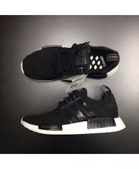 adidas shoes nmd black and white. adidas nmd r1 core black white shoes and t