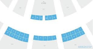 Molson Amphitheatre Toronto Seating Chart Budweiser Stage Vip Box Seats Rateyourseats Com