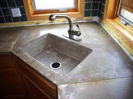 concrete countertops cost diy