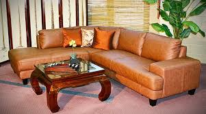 Remarkable Light Brown Leather Sofa Brown Leather Sofa 9943 At
