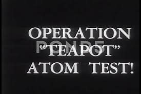 Image result for Operation Teapot