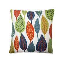 Small Picture Cushions Home Decor Nood NZ leaf cushion I need Cushions