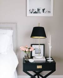 bedside table accessories. Unique Accessories Bedroom Shelfie Inspiration From Ashley Kaneu0027s San Francisco Apartment Tour  Via The Everygirl U2013 Home Decor Ideas With Bedside Table Accessories Pinterest