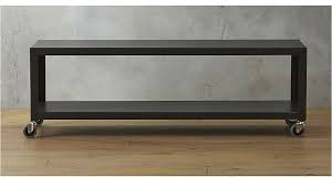 tv stand. go-cart carbon rolling tv stand/coffee table stand t