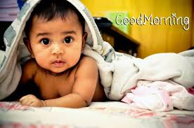 good morning image with baby 1024x680