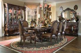 Dining Room Set With China Cabinet Aico Essex Manor Dining Room Set By Aico For 252700 Only At