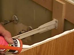 how to install a bathroom vanity. Step 7 How To Install A Bathroom Vanity E