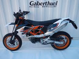ktm 690 smc r supermoto abs gaberth l moto racing winznau
