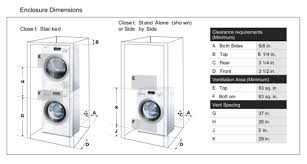 over under washer dryer. Perfect Washer And Dryer Combo Dimensions Countertop Over Stackable Under