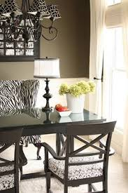 print and blue white neutrals see more fantastic office with zebra chair formal dining roomsdining