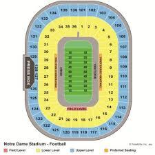 Notre Dame Stadium Seating Chart Garth Brooks 79 Particular Notre Dame Joyce Center Seating Chart