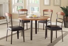 kitchen table and chairs with wheels. Image Of: Round Clearance Kitchen Table And Chairs With Wheels