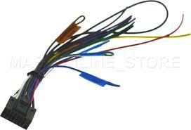 kenwood kdc bt310u kdcbt310u oem genuine wire harness ebay kenwood wiring harness for harley kenwood kdc hd552 kdchd552u genuine wire harness *buy today ships today*