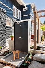 exterior shower fixtures. stunning outdoor shower fixtures decorating ideas gallery in patio transitional design exterior