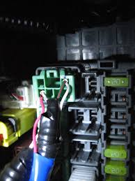 diy guide wiring lights along w the dome light unofficial Toyota Camry Dome Supervision Dash Fuse Box 3b now, what and where you want to put on the other end of this wire is entirely up to you i used and do recommend oznium for your lights